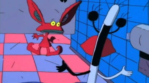 Aaahh!!! Real Monsters Series 2 Episode 9
