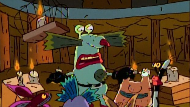 Aaahh!!! Real Monsters Series 3 Episode 13
