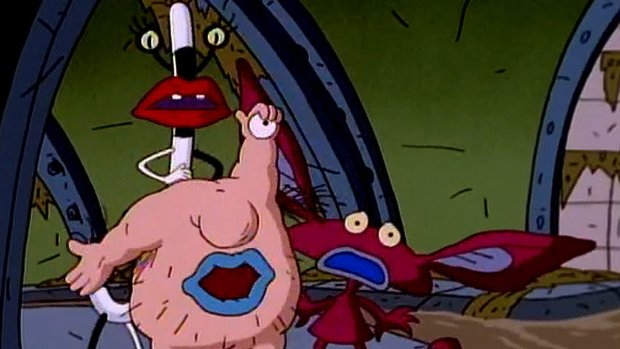 Aaahh!!! Real Monsters Series 3 Episode 6