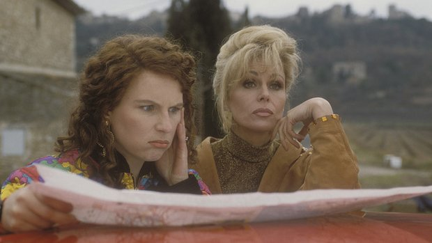 Absolutely Fabulous Series 1 Episode 1