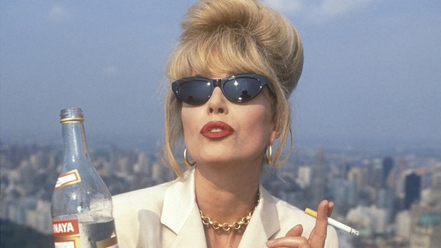 Absolutely Fabulous - Series 3 - Episode 1
