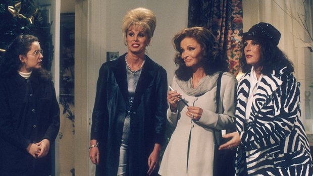 Absolutely Fabulous Series 3 Episode 2
