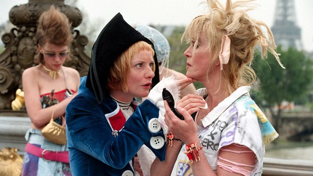 Absolutely Fabulous - Series 4 - Episode 3