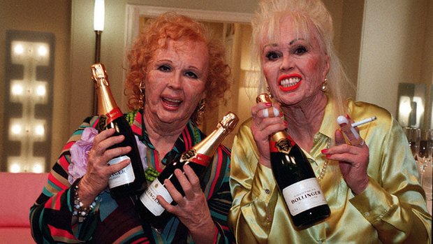 Absolutely Fabulous Series 4 Episode 6
