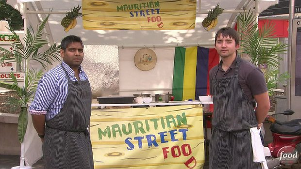 Andy Bates: Street Feasts - Series 1 - Episode 5