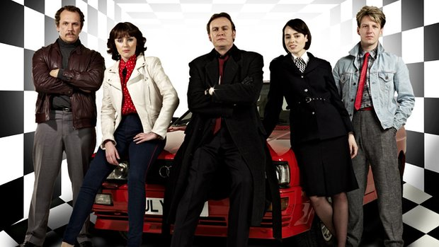 Ashes To Ashes Series 2 Episode 7