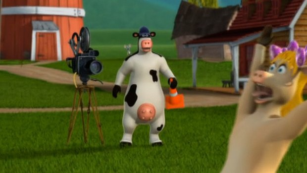 Back at the Barnyard Series 1 Episode 7