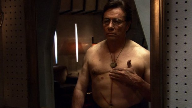 Battlestar Galactica Series 2 Episode 12
