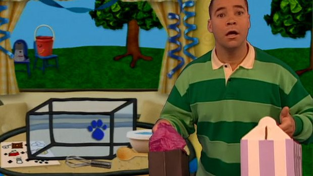 Watch Blue S Clues Series 2 Episode 9 Online Free
