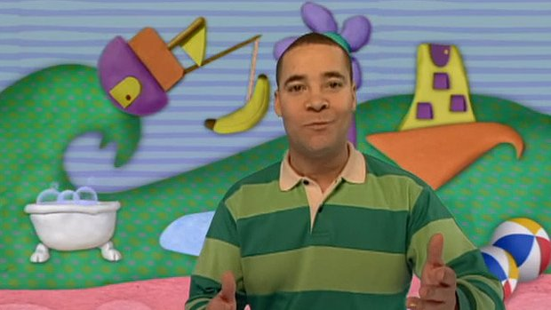 Blue's Clues Series 4 Episode 9