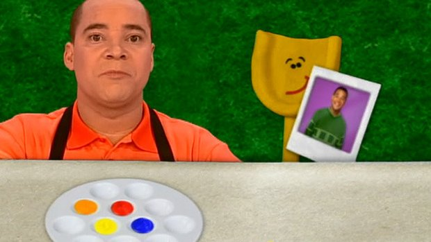 Watch Blue's Clues Series 6 Episode 11 Online Free
