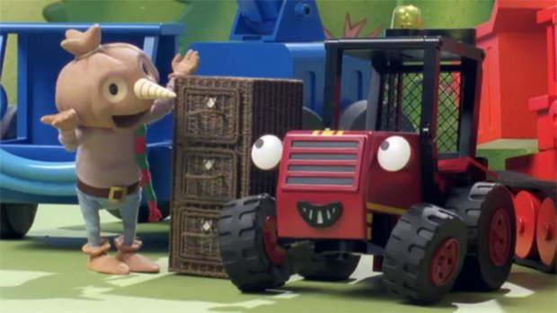 Bob the Builder Series 16 Episode 7