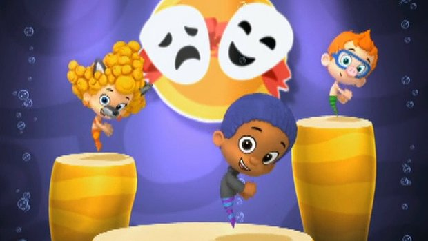 Bubble Guppies Series 1 Episode 12