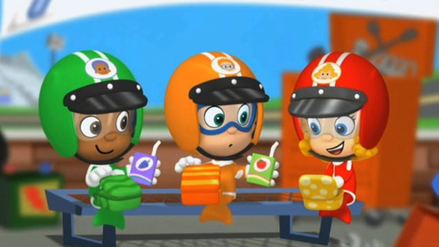 Bubble Guppies Series 1 Episode 16