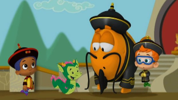 Bubble Guppies Series 1 Episode 8