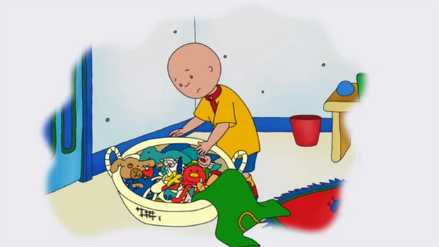 Caillou Series 5 Episode 5