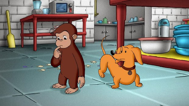Curious George Series 6 Episode 5