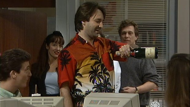 Drop The Dead Donkey Series 3 Episode 3
