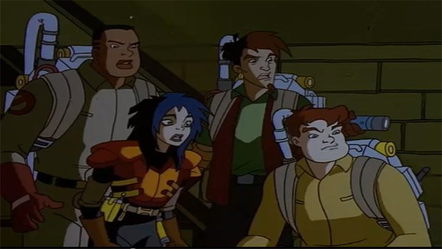 Extreme Ghostbusters Series 1 Episode 32
