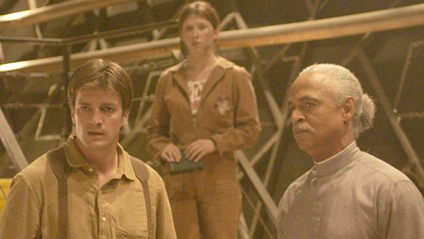 Firefly tv series episode 1