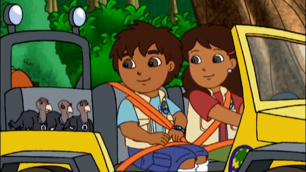 watch go diego go series 1 episode 6 online free. Black Bedroom Furniture Sets. Home Design Ideas