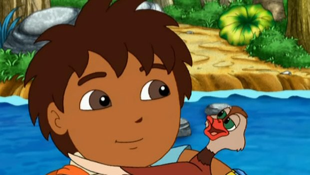 Go, Diego, Go! Series 3 Episode 11