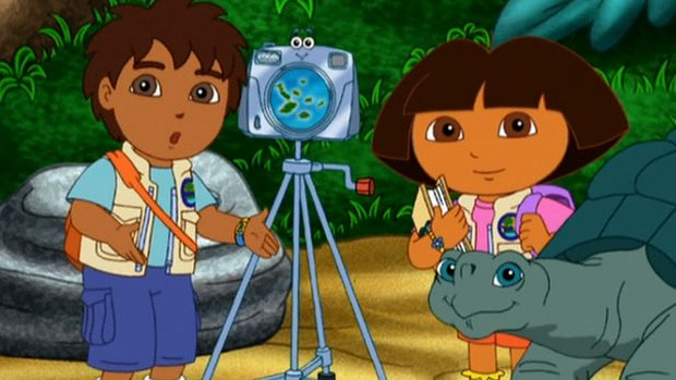 Go, Diego, Go! Series 3 Episode 8