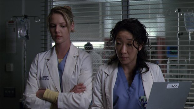 Grey's Anatomy Series 1 Episode 9