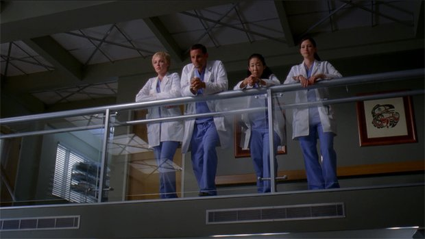Greys anatomy uk tv