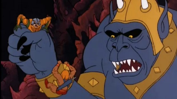 He Man, Masters Of The Universe Series 1 Episode 11