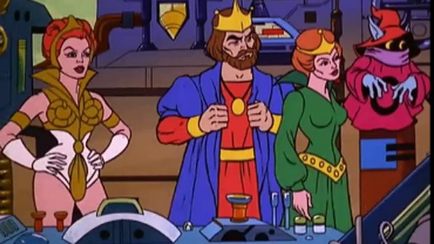 He Man, Masters Of The Universe Series 1 Episode 14