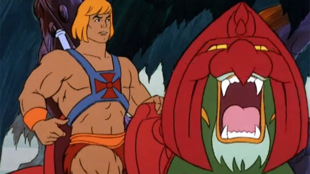 He Man, Masters Of The Universe Series 1 Episode 18