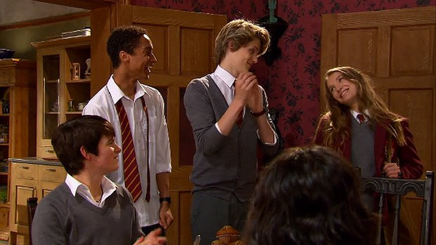 House of Anubis Series 1 Episode 1