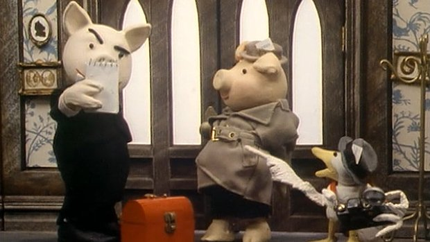 Huxley the Pig Series 2 Episode 2