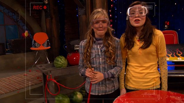 iCarly Series 1 Episode 19