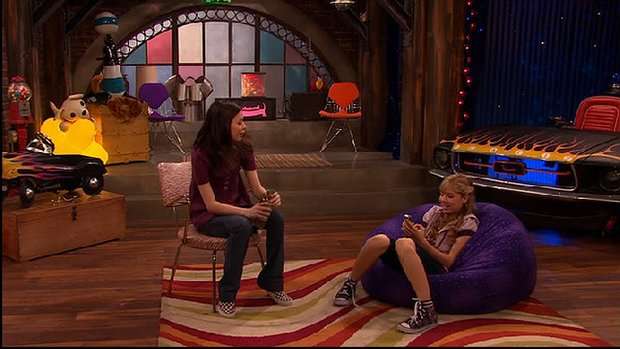 iCarly Series 1 Episode 20
