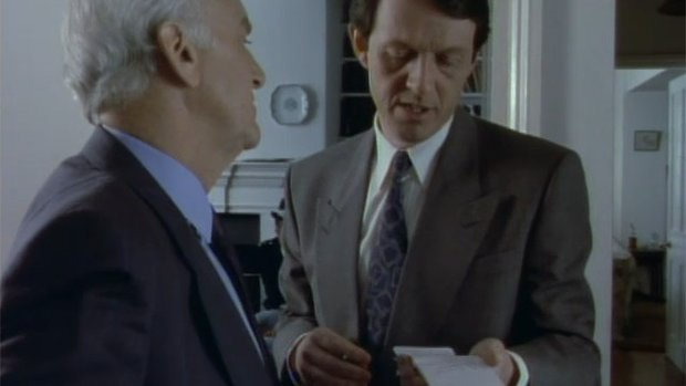 Inspector Morse Series 5 Episode 1