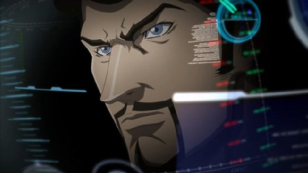 Iron Man Anime Series Series 1 Episode 11