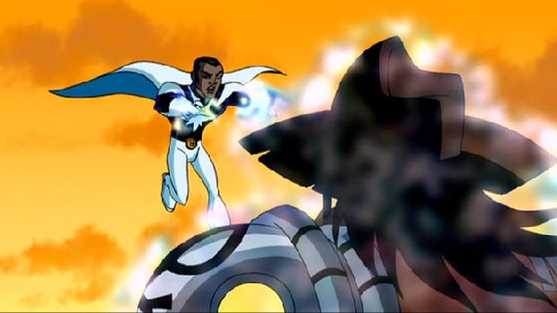 Legion Of Super Heroes Series 2 Episode 7