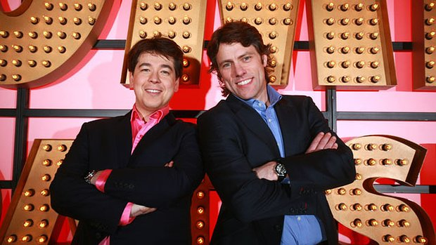 Michael McIntyre's Comedy Roadshow Series 1 Episode 2