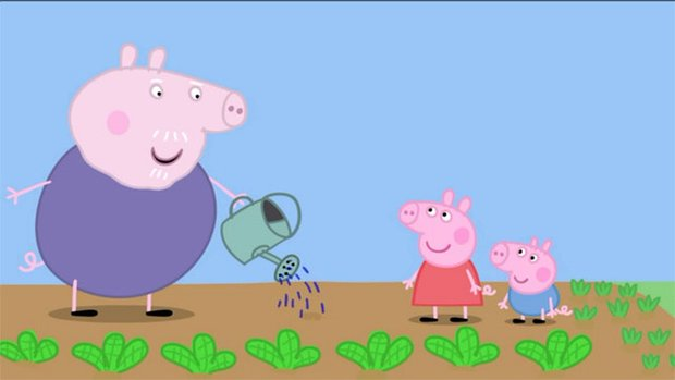 Watch peppa pig series 1 episode 10 online free Gardening tv shows online