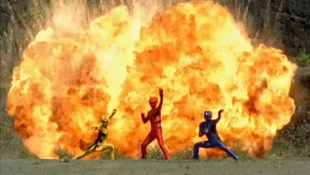 Power Rangers Jungle Fury Series 1 Episode 13