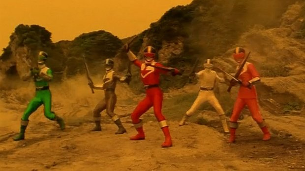 Power Rangers Time Force Series 1 Episode 18