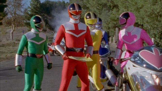 Power Rangers Mystic Force Episodes in Hindi - Hindi Me Toons