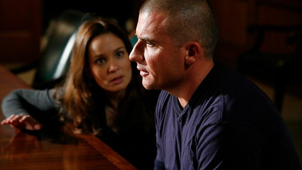 Prison Break Series 4 Episode 15