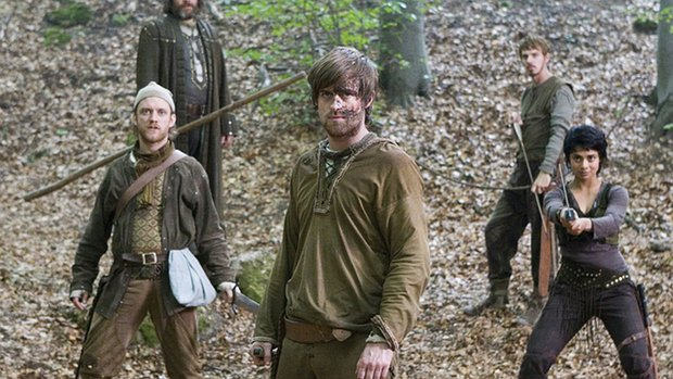 Robin Hood Series 2 Episode 1