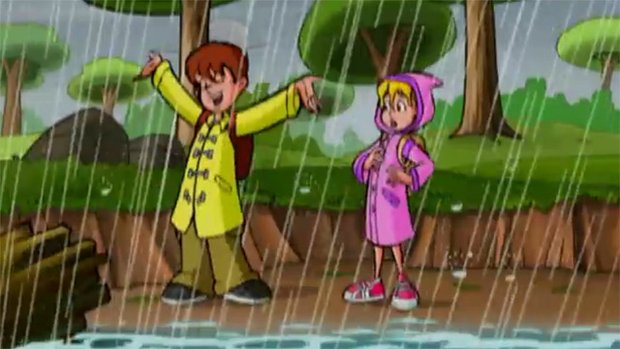 Sabrina The Animated Series Series 1 Episode 25