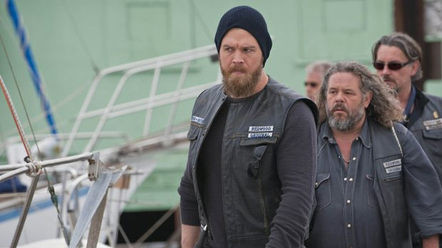 Sons of Anarchy Series 3 Episode 1