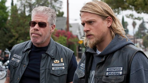 Sons of Anarchy Series 3 Episode 12