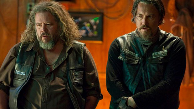 Sons of Anarchy Series 3 Episode 2